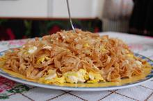 Συνταγή: Ποντιακές χυλοπίτες με αλεύρι, αυγά, βούτυρο, αλάτι