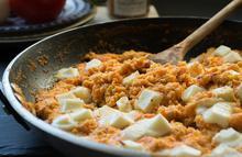Αυγά με Ντομάτα, η Στραπατσάδα
