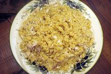 Συνταγή: Κοτόπουλο με πλιγούρι