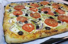 Πίτσα χωριάτικη - Συνταγές Μαγειρικής - Chefoulis