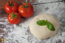 Βασική Συνταγή για ζύμη πίτσας