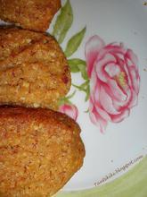 Τραγανά μπισκότα αμυγδάλου