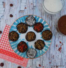 No bake vegan chocolate cookies