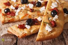 Κικιτσόπιτα - Γιαννιώτικη πίτα με ελιές και δενδρολίβανο