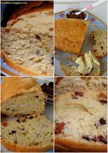 Poffert: Ολλανδικό κέικ με σταφίδες