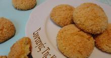Cookies με καρύδα και λευκή σοκολάτα