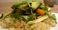 Σαλάτα με κινόα και μαριναρισμένα μανιτάρια - Lovecooking.gr