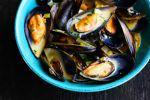 Μύδια: βασιλικό γεύμα με 5€, της Αναστασίας Λαμπρία