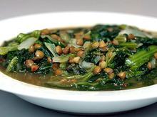 Φακές με σπανάκι - Συνταγές Μαγειρικής - Chefoulis