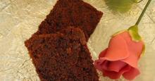 Κέικ σοκολατένιο με χαλβά