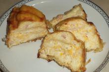 Μπουρέκι μοτσαρέλα - παρμεζάνα - Συνταγές Μαγειρικής - Chefoulis
