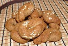 Κουλουράκια ολικής αλέσεως - Συνταγές Μαγειρικής - Chefoulis