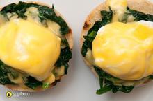 Αυγά Φλόρεντιν - Florentin