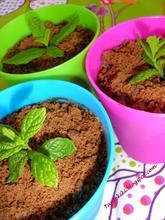 Mousse σοκολάτας στη στιγμή και μάλιστα χωρίς αβγά