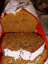 Κέικ με πολτοποιημένα νεκταρίνια, φρουτένια απόλαυση...