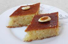 Σάμαλι με γιαούρτι - Συνταγές Μαγειρικής - Chefoulis