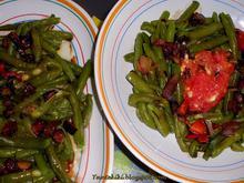 Φασολάκια σαλάτα... ένα εύπεπτο και υγιεινό πιάτο