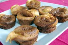 Muffins με μέλι και λεμόνι - Συνταγές - Νηστικό Αρκούδι - Από τον Αγρό στο Πιρούνι