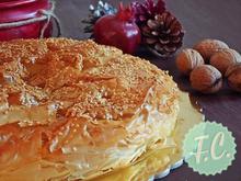 Παραδοσιακή Βασιλόπιτα με Φύλλο - Funky Cook