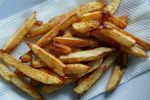 Ωδή (παντοτινή) στις τηγανητές πατάτες, της Λεονί Σταφυλά