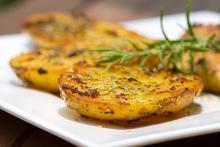 Πατάτες φούρνου μεσογειακές - Συνταγές Μαγειρικής - Chefoulis