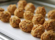 Κροκέτες με σπανάκι - Συνταγές Μαγειρικής - Chefoulis