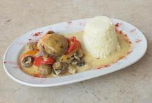 Στρογγανόφ Λαχανικών - Συνταγές Μαγειρικής - Chefoulis