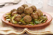 Πράσο με κεφτεδάκια - Συνταγές Μαγειρικής - Chefoulis