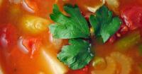 Κόκκινη σούπα λαχανικών - Lovecooking.gr
