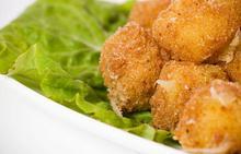 Πράσα πανέ - Συνταγές Μαγειρικής - Chefoulis