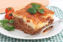 Μουσακάς με πράσινα φασολάκια - Συνταγές Μαγειρικής - Chefoulis