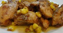 Πικάντικες και αρωματικές μπουκιές κοτόπουλου