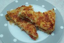 Πίτσα με καταϊφι - Συνταγές Μαγειρικής - Chefoulis