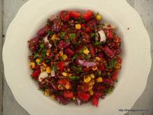 Quinoa mexican salad