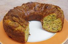 Κέικ αλμυρό με σπανάκι - Συνταγές Μαγειρικής - Chefoulis