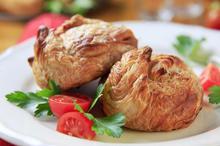Πουγκάκια σφολιάτας χωριάτικα - Συνταγές Μαγειρικής - Chefoulis