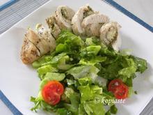 Κοτόπουλο Γεμιστό με Πέστο και ό,τι περισσέψει το κάνουμε Φαχίτας