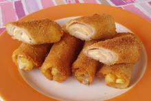 Τραγανά εύκολα ρολάκια - Συνταγές Μαγειρικής - Chefoulis