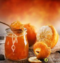 Εύκολη μαρμελάδα πορτοκάλι με τζίντζερ