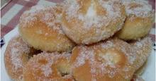 Ντόναντς φούρνου  !! Πανεύκολα !!!