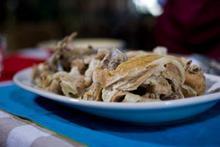 Συνταγή: Αρνίσιο κρέας με σιτάρι