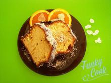 Κέικ με Μαστίχα και Πορτοκάλι - Funky Cook