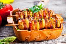 Πατάτες με καπνιστό μπέικον - Συνταγές Μαγειρικής - Chefoulis