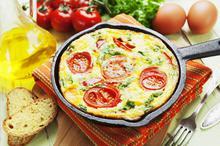 Φριτάτα με λαχανικά - Συνταγές Μαγειρικής - Chefoulis