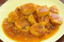Πατάτες γιαχνί - Συνταγές Μαγειρικής - Chefoulis
