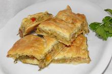 Πίτα με κιμά, πράσο και σπανάκι - Συνταγές Μαγειρικής - Chefoulis