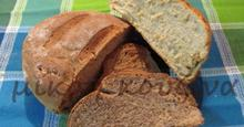 Ψωμί ολικής άλεσης στον αρτοπαρασκευαστή (ή στο χέρι)