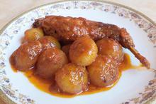 Κουνέλι στιφάδο - Συνταγές Μαγειρικής - Chefoulis