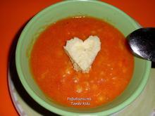 Ρεβίθια, ένα αγαπημένο όσπριο, μια αρωματική σούπα
