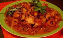 Σκορδάτο χταπόδι φλαμπέ με τσίπουρο! - Συνταγές - Νηστικό Αρκούδι - Από τον Αγρό στο Πιρούνι
